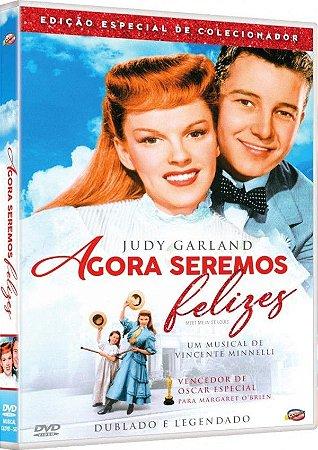 DVD - Agora Seremos Felizes - classicline