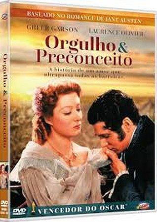 DVD - Orgulho & Preconceito - Classicline