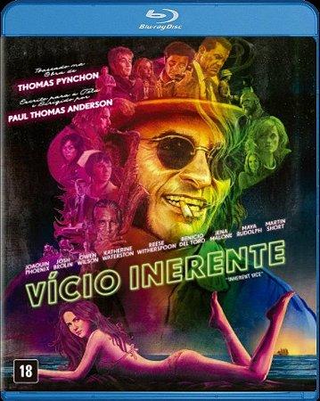 Blu Ray Vicio Inerente - Joaquim Phoenix