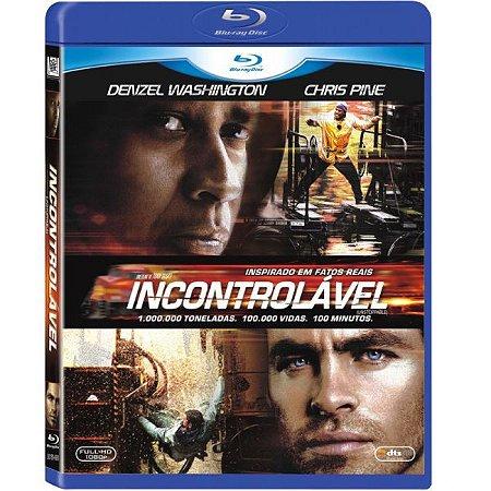 Blu Ray Incontrolável - Denzel Washington