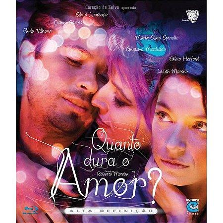 Blu-ray Quanto Dura o Amor?