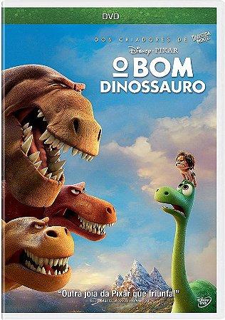 Dvd - O Bom Dinossauro