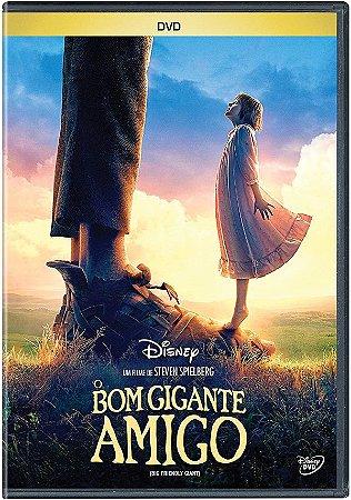 DVD - O Bom Gigante Amigo