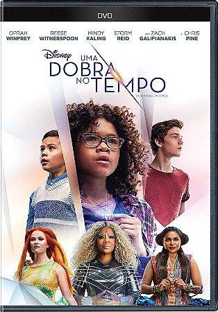 DVD - Uma Dobra No Tempo