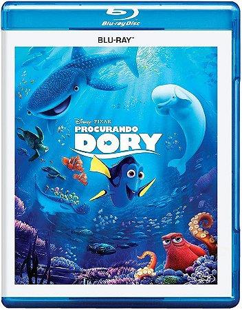 Blu-Ray Procurando Dory