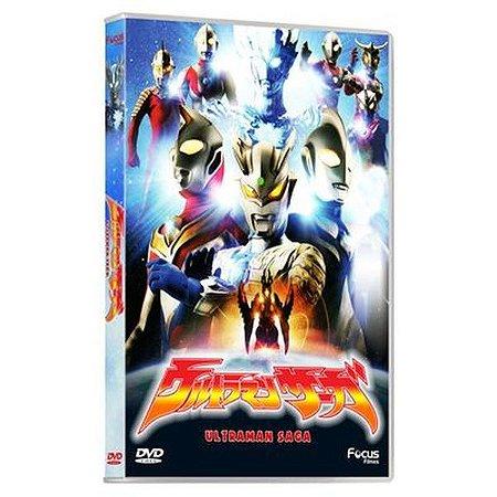 Dvd - Ultraman Saga