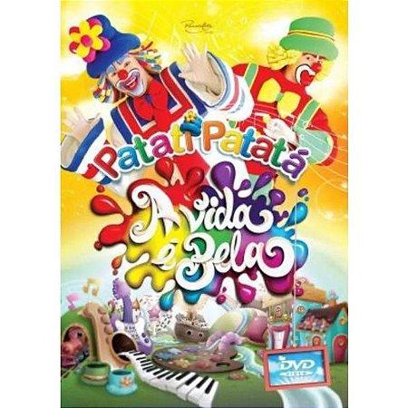 DVD + CD Patati Patatá - A Vida É Bela