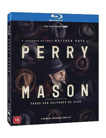 Blu-ray Perry Mason: A Primeira Temporada Completa