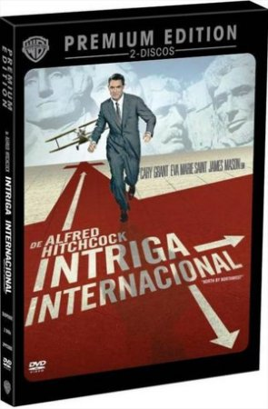 DVD Intriga Internacional - Premium Edition (2 DVDs)