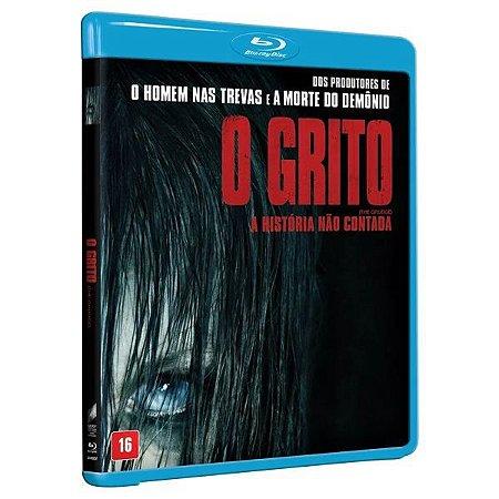 Blu-Ray - O Grito
