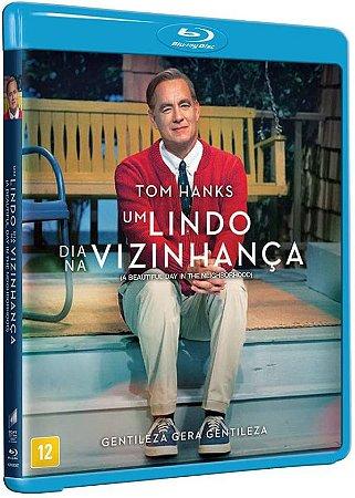 Blu-Ray - Um Lindo Dia na Vizinhança - Tom Hanks