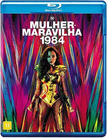 Blu-Ray MULHER MARAVILHA 1984