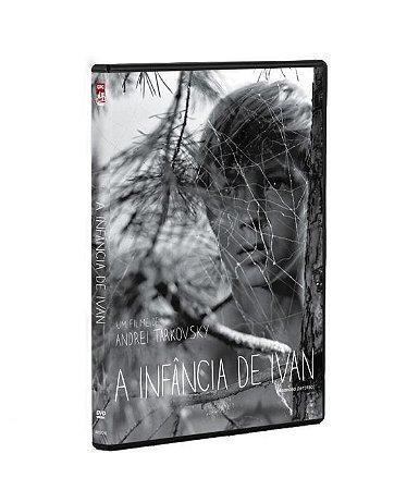 DVD A INFÂNCIA DE IVAN - Andrei Tarkovsky
