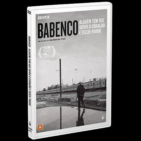 DVD BABENCO: Alguém tem que ouvir o coração e dizer