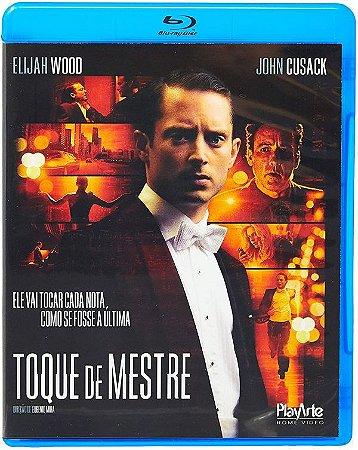 Blu-Ray Toque de Mestre - Elijah Wood - Jonh Cusack