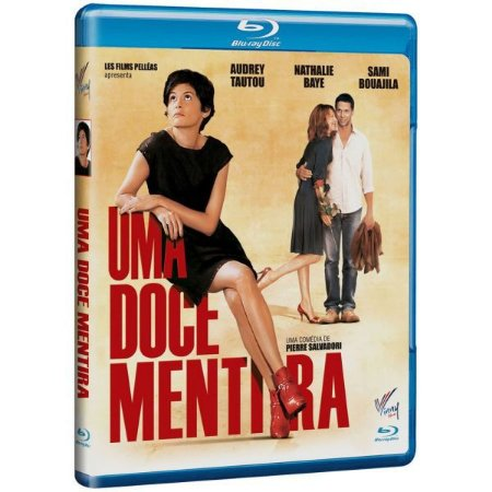 Blu-Ray - Uma Doce Mentira - Audrey Tautou