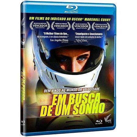 Blu-Ray - Em Busca de um Sonho