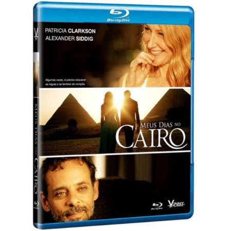 Blu-ray - Meus Dias no Cairo