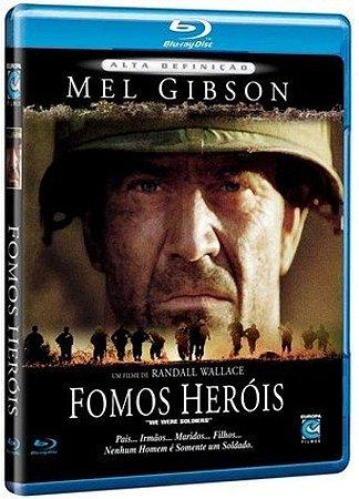 Blu-Ray Fomos Heróis - Mel Gibson