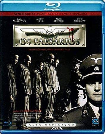 Blu Ray Os Falsários - ( Die Fälscher )