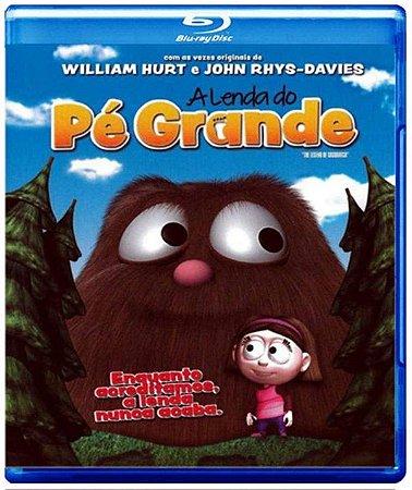 Blu-ray - A Lenda do Pé Grande