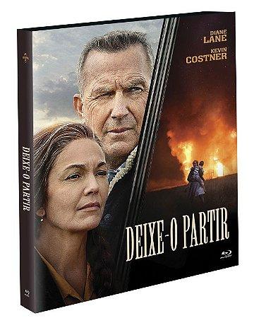 Blu-Ray DEIXE-O PARTIR (LUVA EXCLUSIVO)