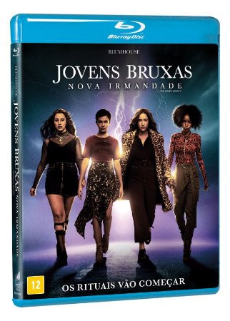 Blu-Ray Jovens Bruxas: Nova Irmandade
