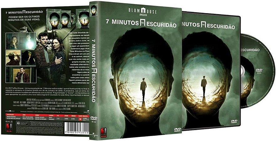 DVD 7 MINUTOS NA ESCURIDÃO - BLUMHOUSE