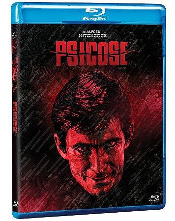 Blu-Ray Psicose - Alfred Hitchcock (Exclusivo ABRAMF)