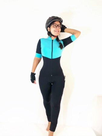 Conjunto Bike Blue Sky