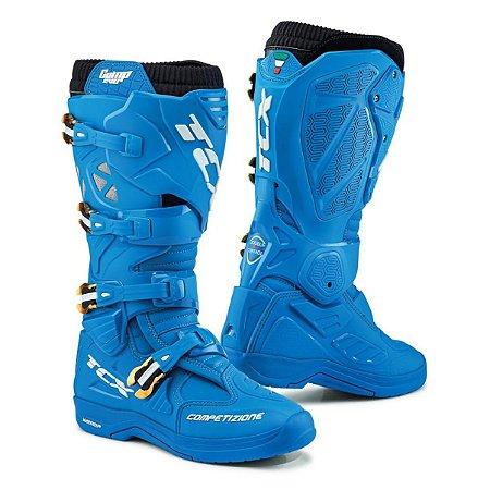Bota Tcx Comp Evo 2 Michelin Azul