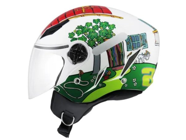 Capacete AGV  Blade Valentinos House