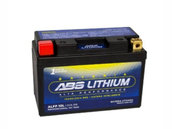 Bateria Abs Lithium ALFP 10 L