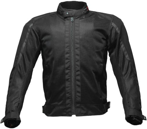 Jaqueta Forza City Rider Summer Black