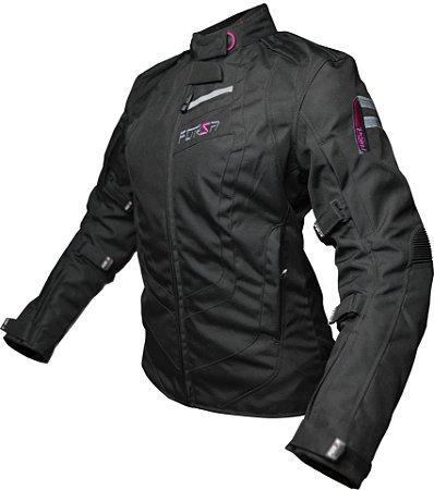 Jaqueta Forza Valkiria Winter Black Pink