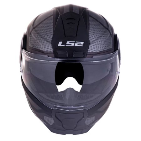 CAPACETE LS2 FF902 SCOPE MASK BLACK TITANIUM