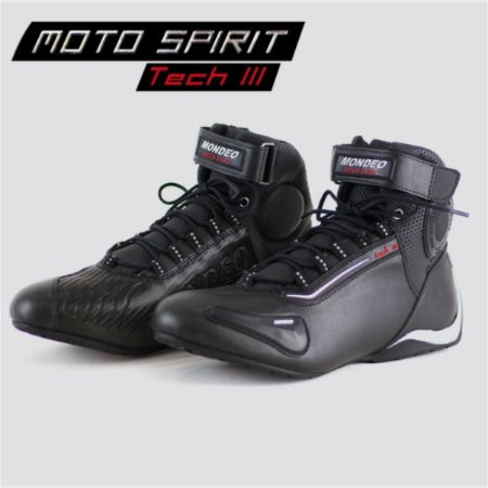 BOTA MONDEO MASCULINA MOTO SPIRIT TECH3