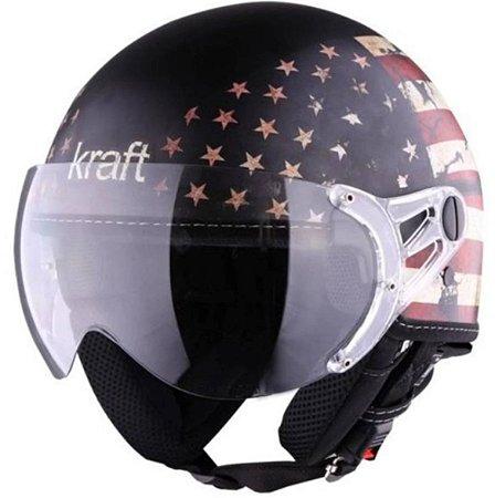 Capacete Kraft Plus Usa