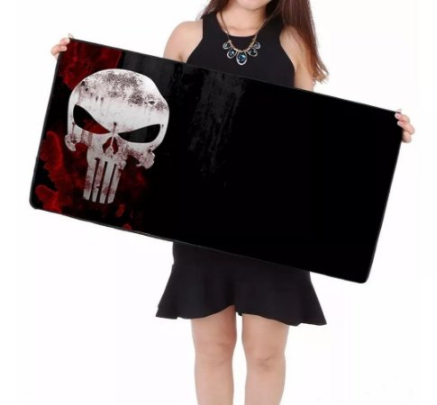 Mouse Pad Gamer Extra Grande (Bandeira do Cranio) - MP-7035C21