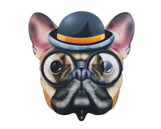 Mousepad Com Imã Geladeira Dog Lord Colorfun Decorativo