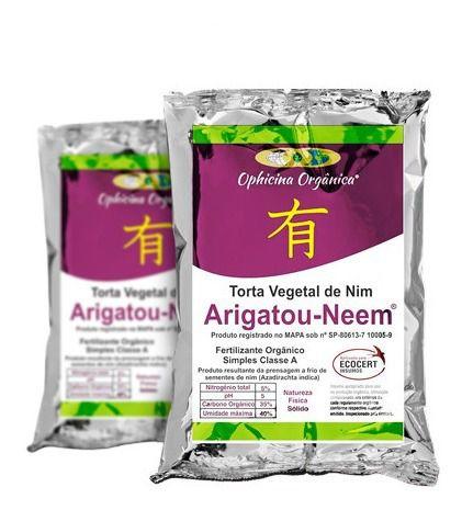 Torta Vegetal De Neem  Arigatou  1 Kg