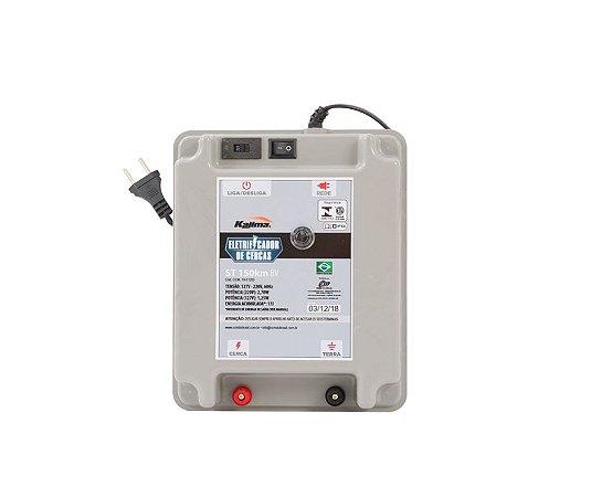 Eletrificador de cerca st 150km bv – kajima