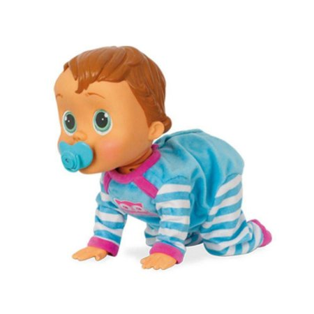 boneca interativa baby wow multikids