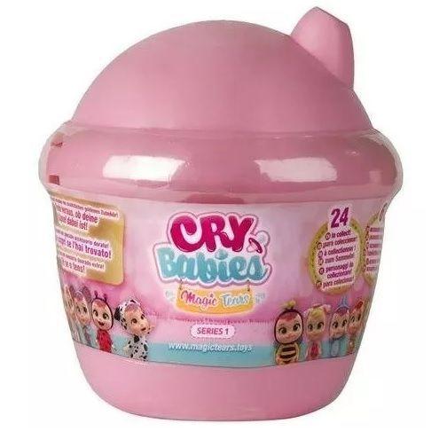 mini boneca surpresa cry babies magic tears
