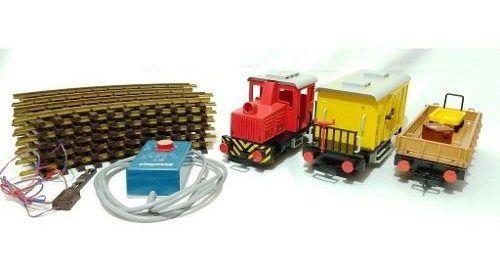 Playmobil Trem Elétrico 4027 Funcionando Usado