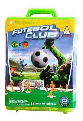 Brasil X Alemanha Copa Continental Gulliver Futebol Club