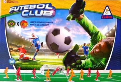 Brasil X Espanha Futebol Club Gulliver Copa Do Mundo