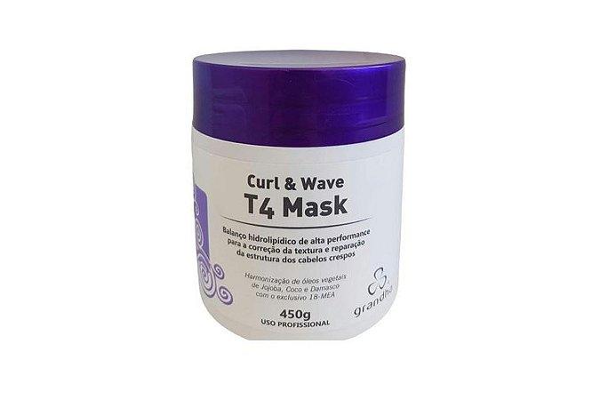 Curl & Wave - T4 Mask