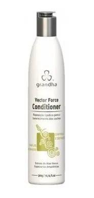 Vector Force Condicionador - grandha - 300ml