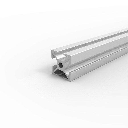 Perfil Estrutural em Alumínio 20x20 T-Slot - Canal 6